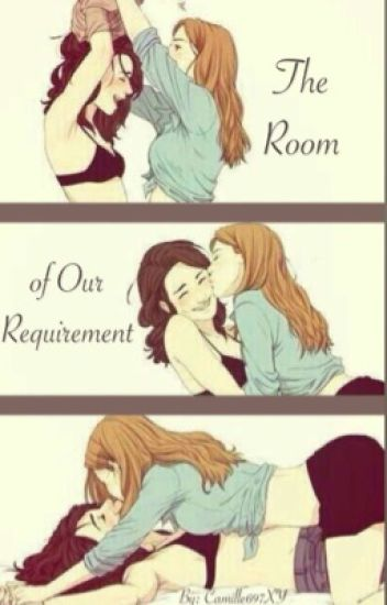 The Room of Our Requirement {A Harry Potter Fanfic ~ Fluff and Smut