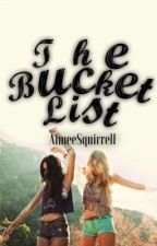 The Bucket List by AimeeSquirrell
