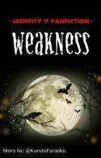 Weakness | Jack x Naib by KurutoFuranku