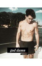 god damn || ed.gd by AyeMarieee