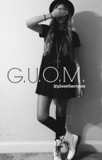G.U.O.M.    h.s by planetharryum