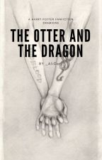 The otter and The dragon by _AliCat_