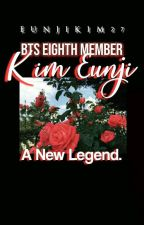 Kim Eunji ; BTS 8th Member by eunjikim27