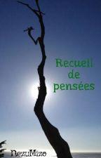 Recueil de pensées by NezuMizo