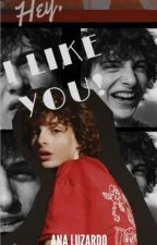 "[PAUSADA]•""I Like You""-Jack Dylan G y Tu by Anitaa_Wolfhard"