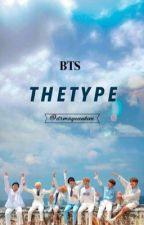BTS • THE TYPE by drmaqueenkim