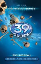 (the 39 clues) The Maze of Bones by reillydancer1944