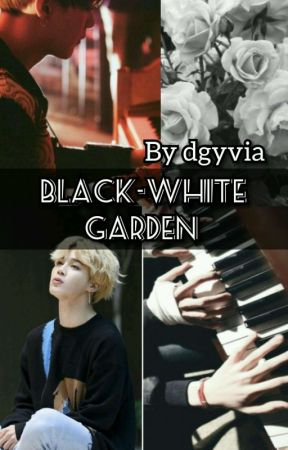 Чёрно-белый сад by dgyvia
