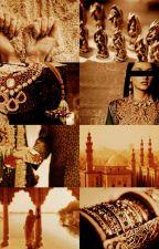 La danseuse masquée. by xBaaghi