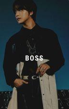 BOSS. HAECHAN by hyucksbae