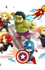 Avengers on WhatsApp by Iron_Reader07