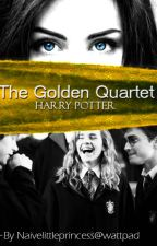 The Golden Quartet: Harry Potter and the Order of Phoenix by naivelittleprincess
