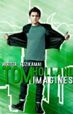 Tom Holland Imagines by fuzikamai