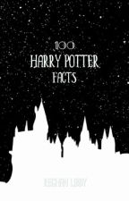 100 Harry Potter Facts by reghanlibby