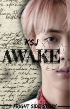 Awake (Fright Side Story) Kim Seokjin by catzumi_zero