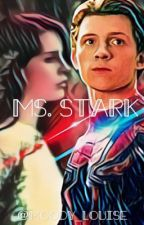 Ms. Stark [Peter Parker] by Moody_Louise