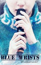 Blue Wrists by IceDiamond27