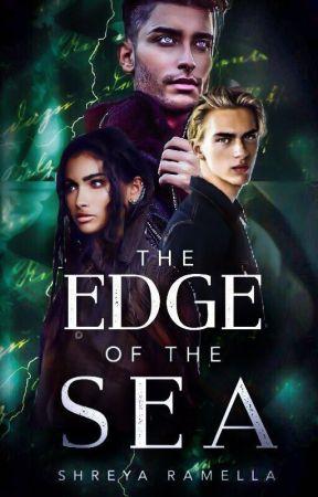 The Edge of the Sea by shreyr19