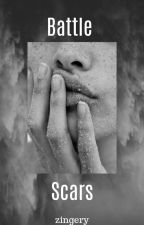 battle scars | oscar diaz by zingerry