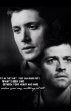I Don't Talk Much (Destiel fanfic) by exasperated_galaxy