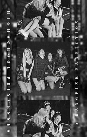Highschool Princesses (BLACKPINK X BTS) - Blackpink in your