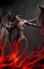 Мой демон by serebroilona15