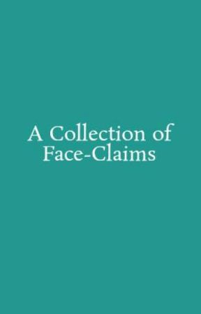 A Collection of Face-Claims by afroenby