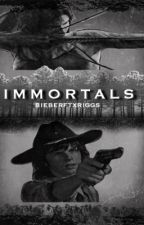Immortals; Carl Grimes (Próximamente)  by grungexsyko