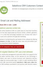 Salesforce Users List by technologylists
