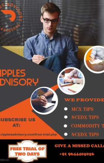 Ripples Advisory | Free Stock Tips | Free Equity Tips On