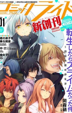 Reborn into a Monster's World : Tensei shitara slime datta ken by onepiecelawfan