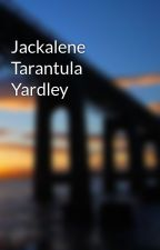 Jackalene Tarantula Yardley by PotatisNudlar