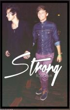 strong ↣ larry mpreg au by amourheather