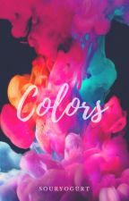 Colors [DonKiss Drabbles] by souryogurt