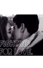 Fighting For Love (Jack Gilinsky Fanfiction) by ocalakim