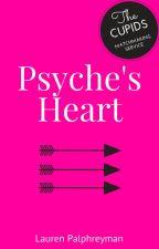 Psyche's Heart : CUPID'S MATCH BOOK 3 by LEPalphreyman
