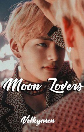 Moon Lovers ❀ VMin. by Velkynsen