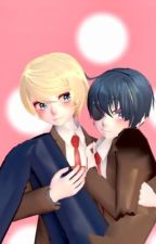 Only you i desire. [ Alois x Ciel ] by KaiKeith05