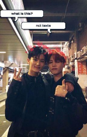 Nct Texts New Members Yangyang Wattpad