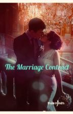 The marriage contract by minous2014