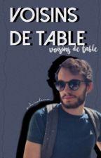 VOISINS DE TABLE - [Terraink] by claralano