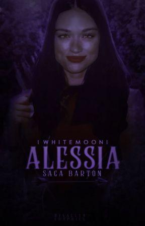 ALESSIA   Marvel by IWhiteMoonI
