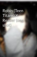 Robin (Teen Titans) X Reader (one shot) by sob3r_k1ll3r