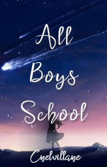 All boys school (exo fanfic)#Wattys2016