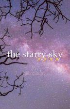 the starry 🌌 sky by giiorgiaaax