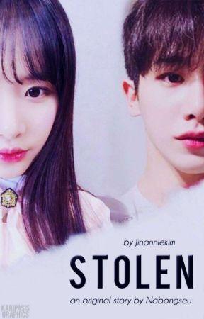 STOLEN • Wonho x Seola [ remake ] by jinanniekim