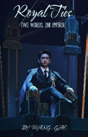 Royal Ties - Park Jinyoung Fanfic (Got7) - <Chapter 3> - Wattpad