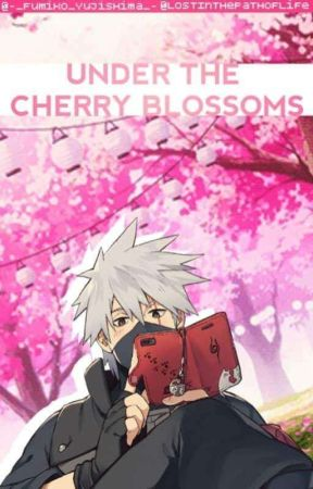Under the Cherry Blossoms (Kakashi X Reader) - Confession