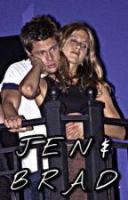 Jen and Brad's story. -Brennifer by jenanistonfanbase
