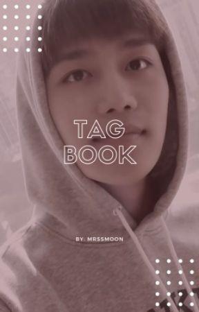 TAG BOOK:Mrssmoon by mrssmoon